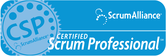 Certified Scrum Professional (CSP)